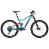 Giant Trance Advanced 1 Full suspension mountainbike blauw